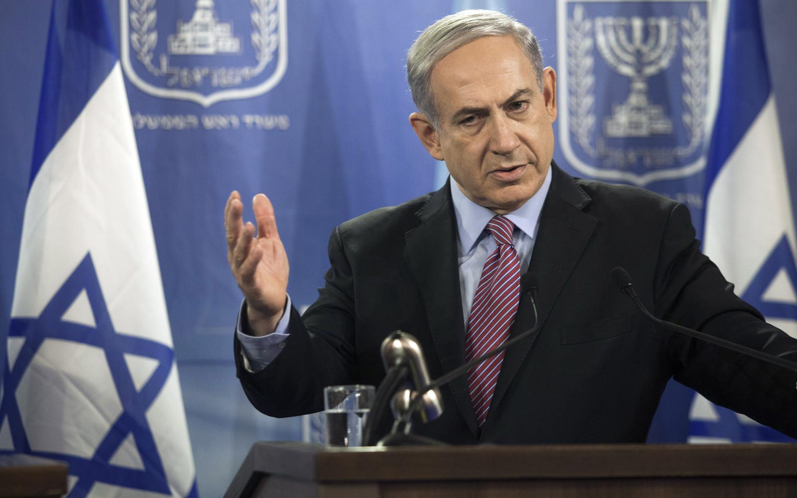 Israel vill saga upp hebronavtalet