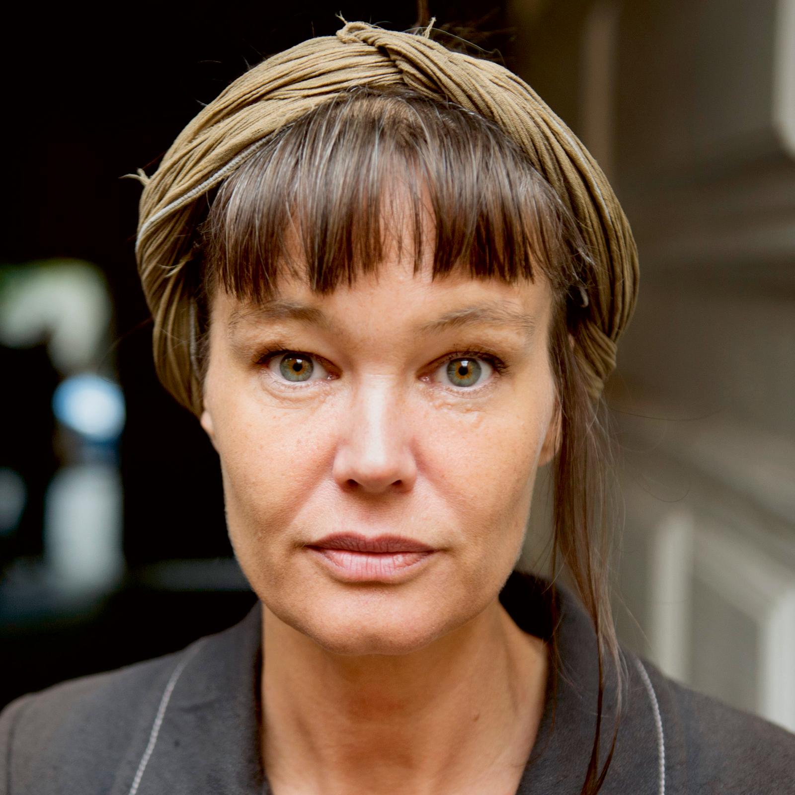 """Nina Björks genombrottsbok Under det rosa täcket är fortfarande aktuell. """"Det är den av - nina-bjork2"""