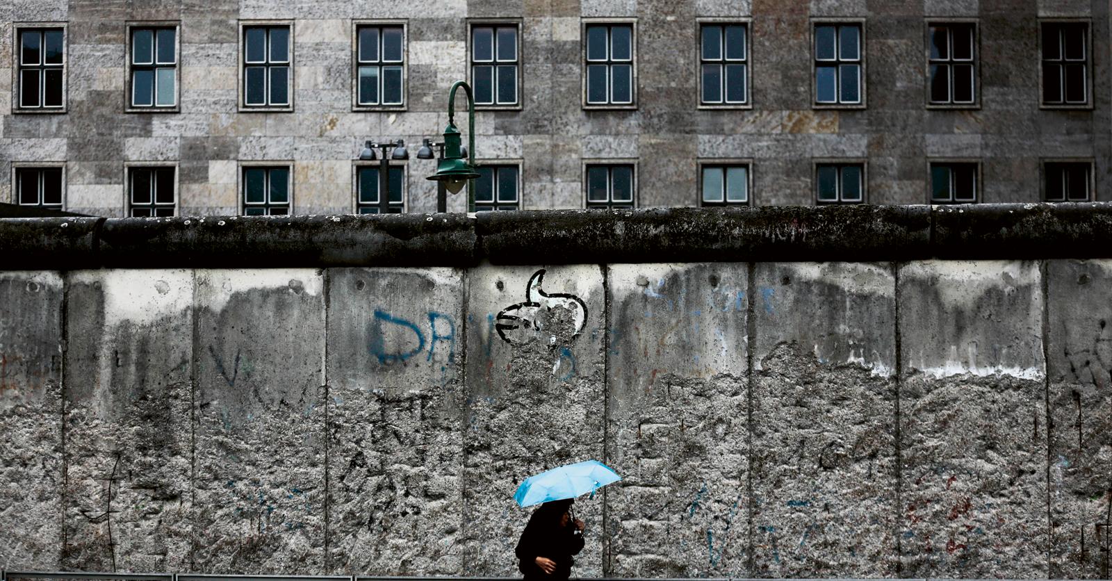 berlin murens fall
