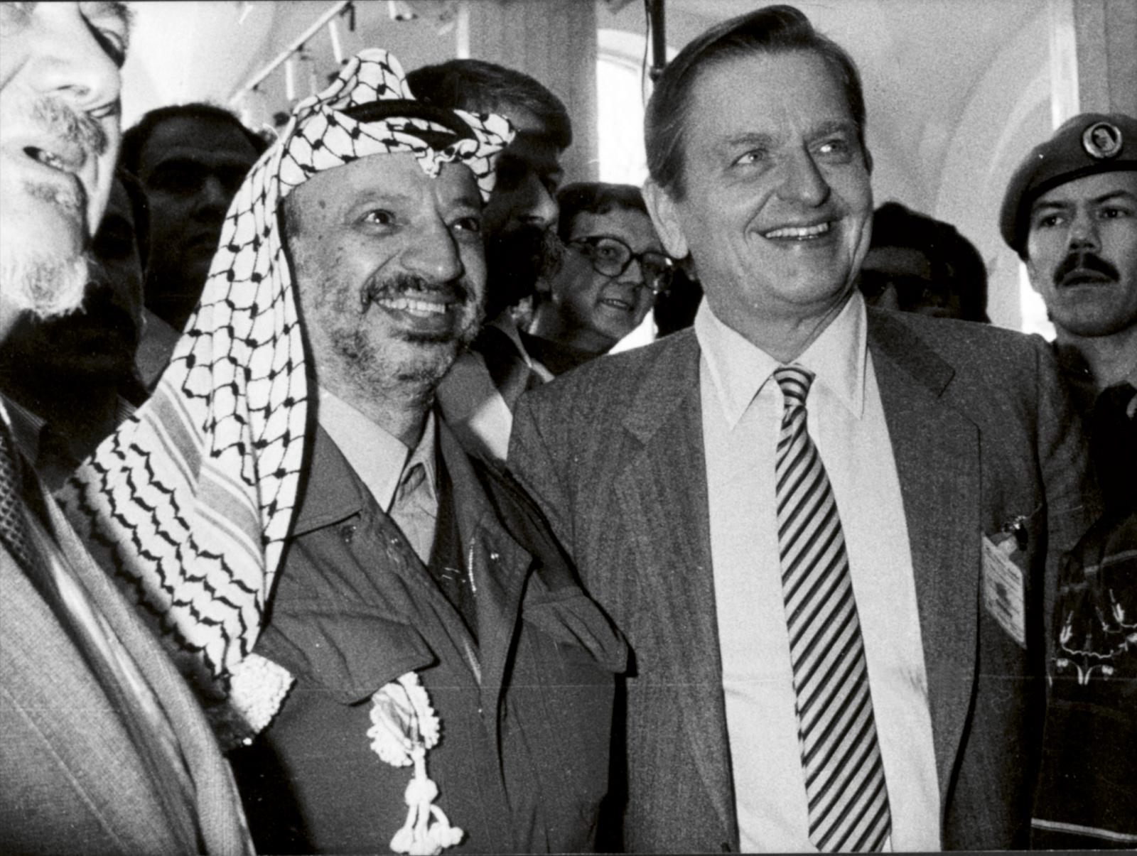 Assassinat du propalestinien Olof Palme : l'AFP vous dissimule la piste israélo-américaine