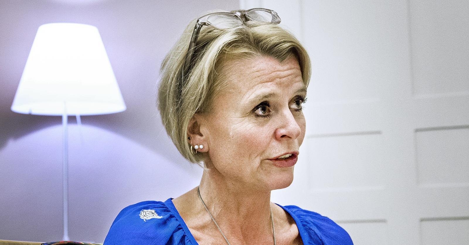 S kvinnor till jamstalldhetsministern nu maste nagot handa