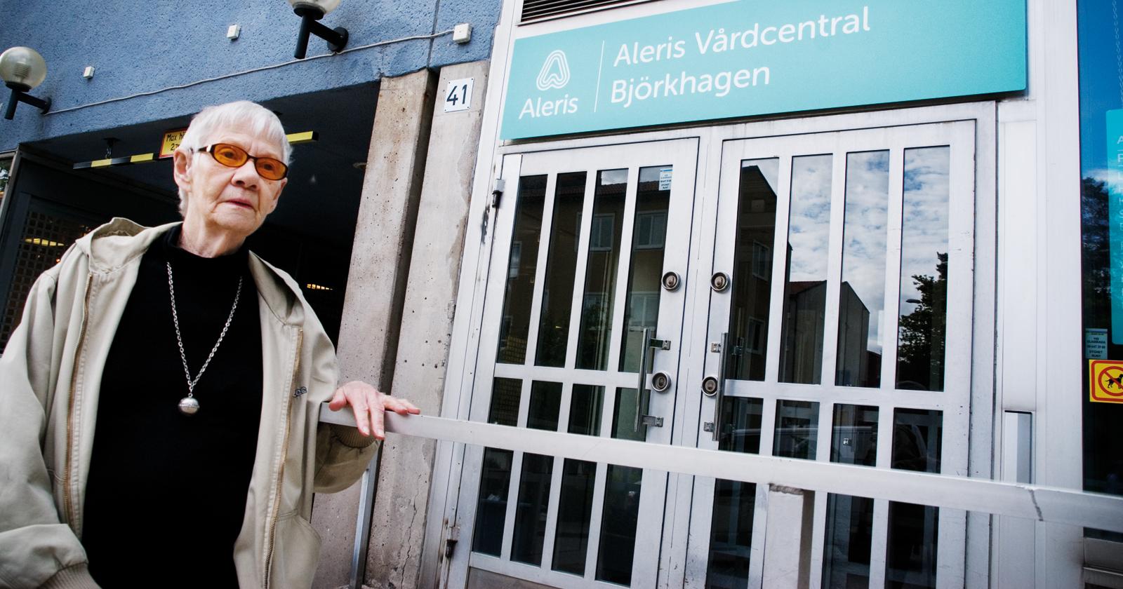 Patienter överger Vårdcentralen I Björkhagen Etc Stockholm