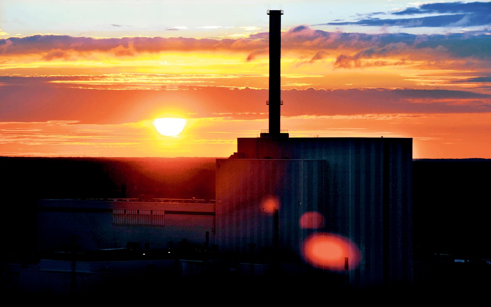 Ingen framtid for karnkraft