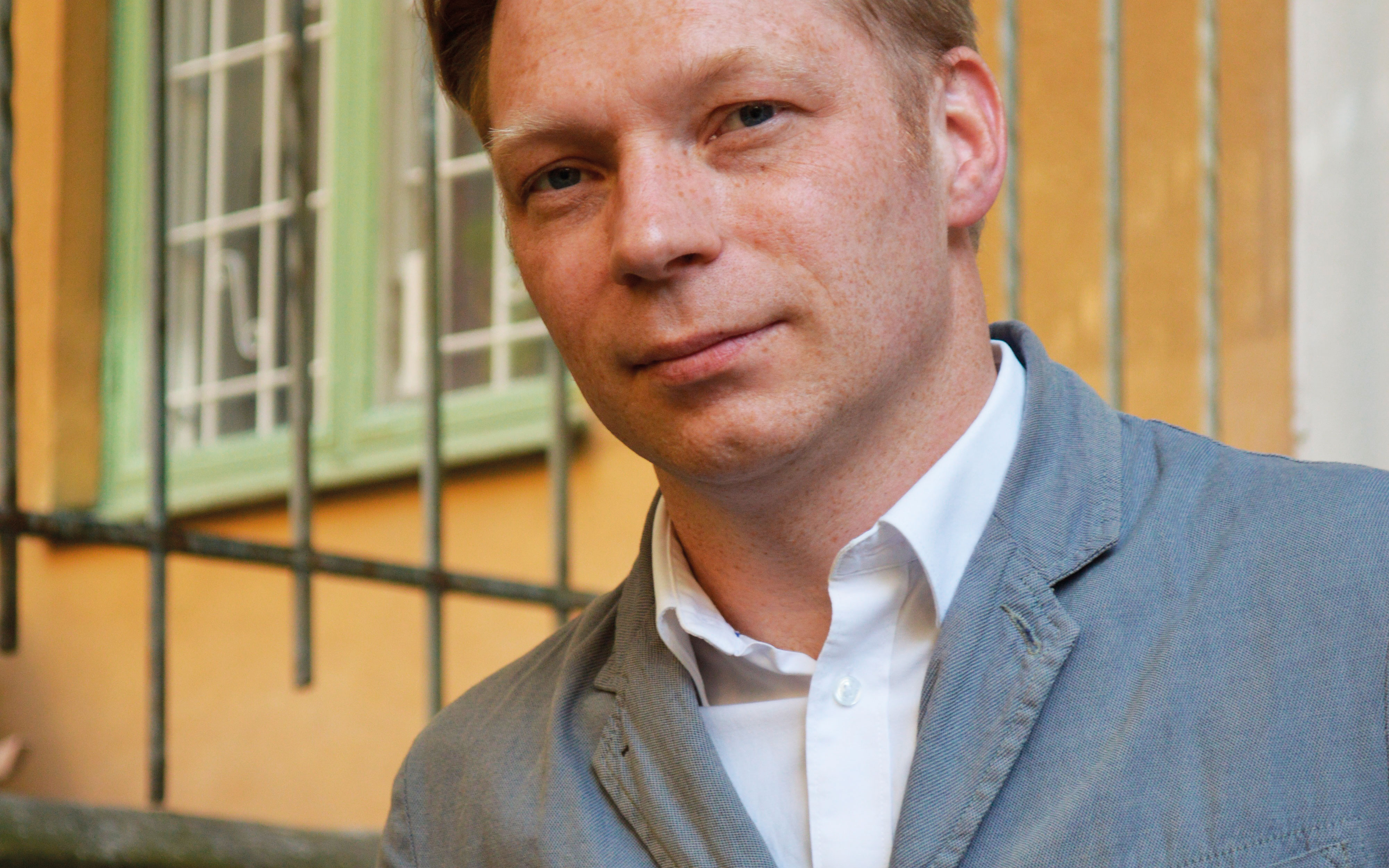 Daniel Gustafsson Pech, översättare. Bild: Christina Pech - etc-daniel-gustafsson-pech-foto-christina-pech