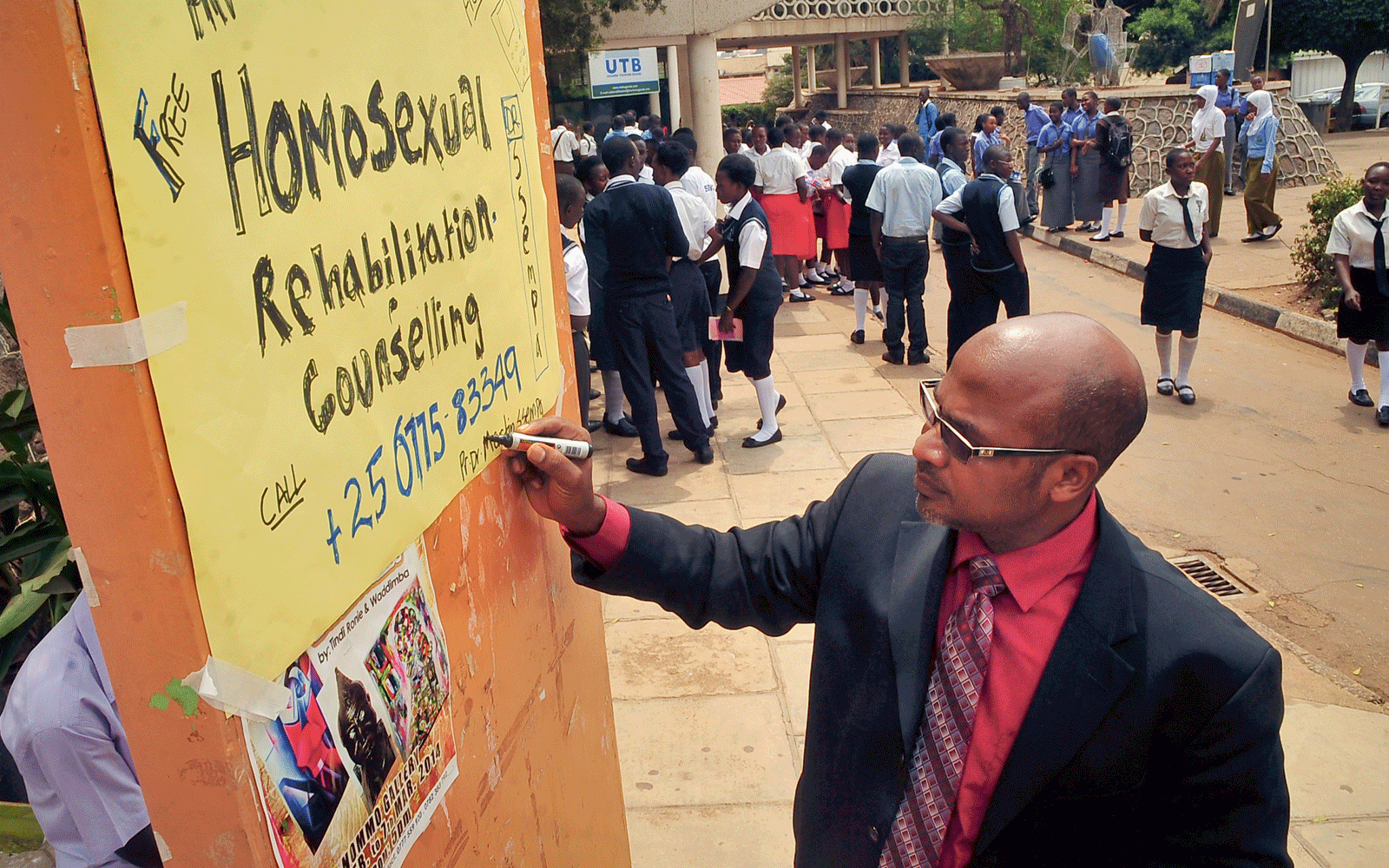 Uganda homosexualitet lag