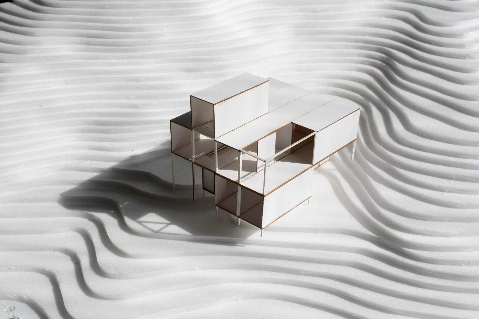 Inredning kalkyl bygga hus : Här byggs Sveriges första containerhus | ETC
