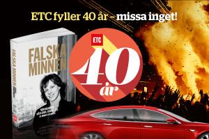 ETC fyller 40 år