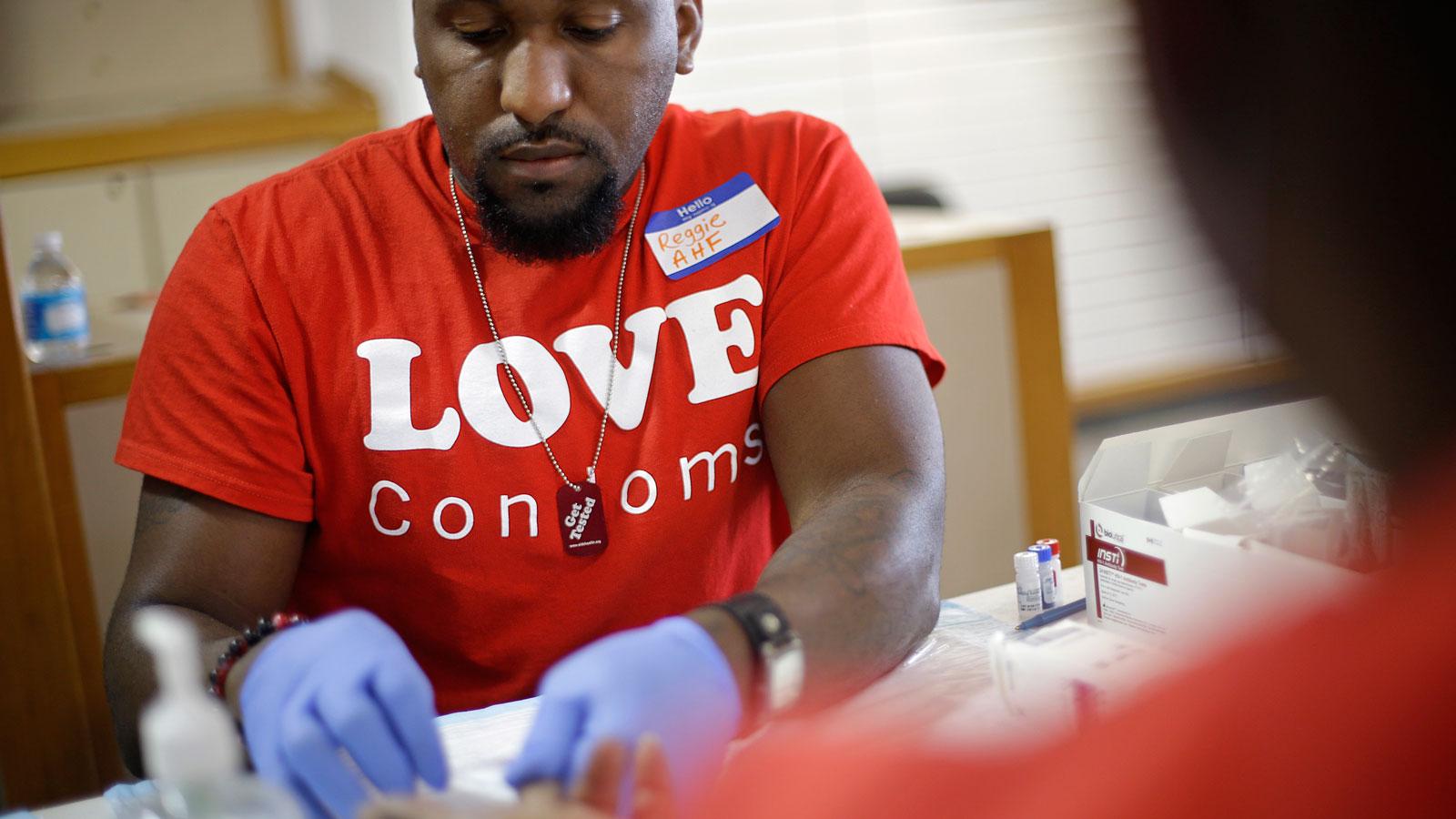 14 miljoner hiv smittade enligt fn