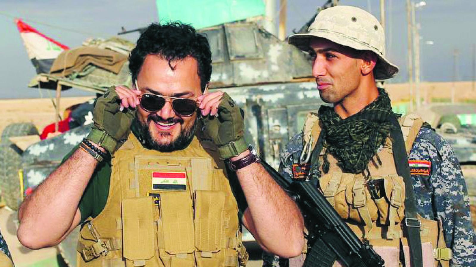 Shiamuslimsk ledare mordad i irak