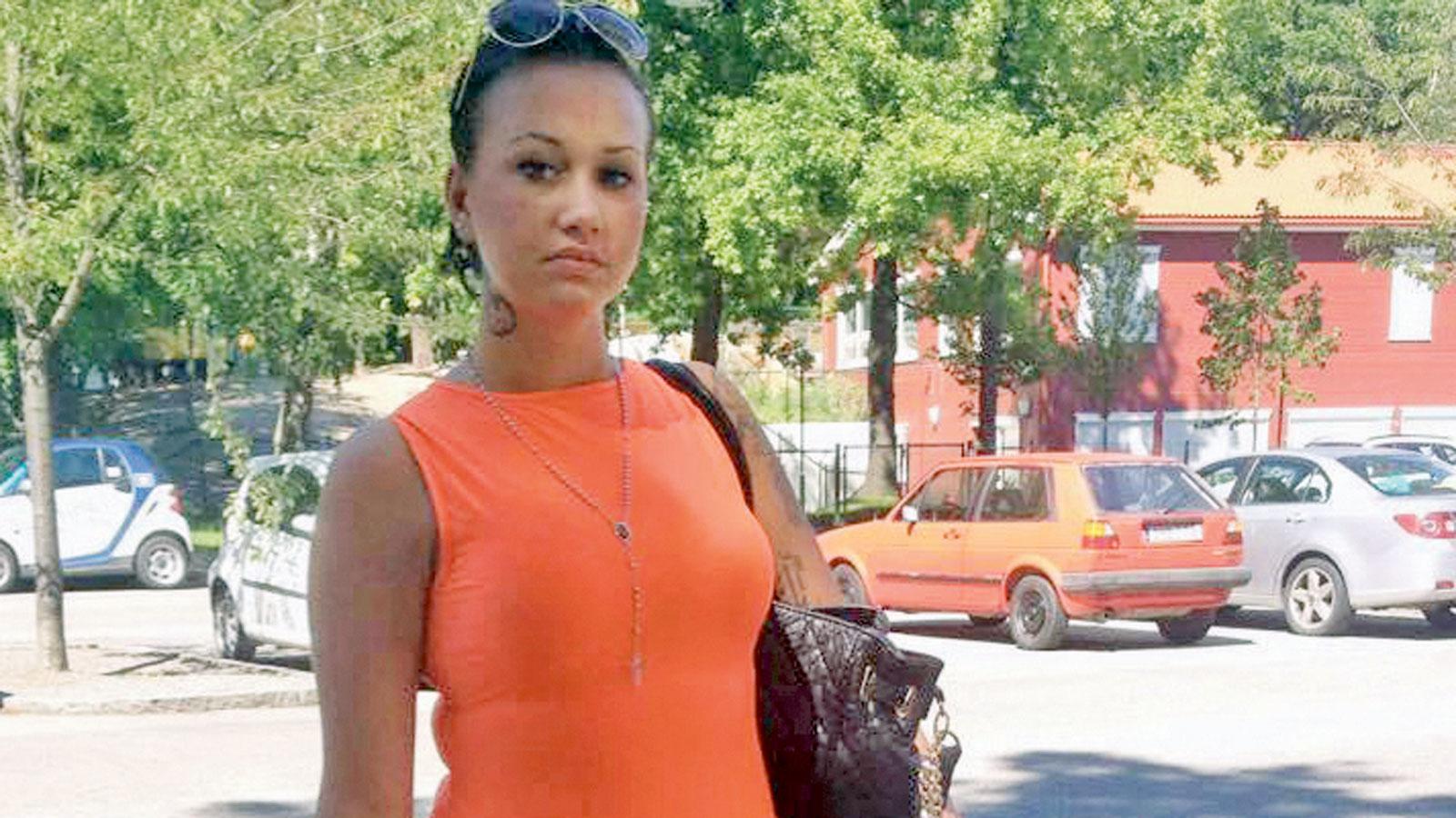 Michelle 20 dog i polisarresten i lund