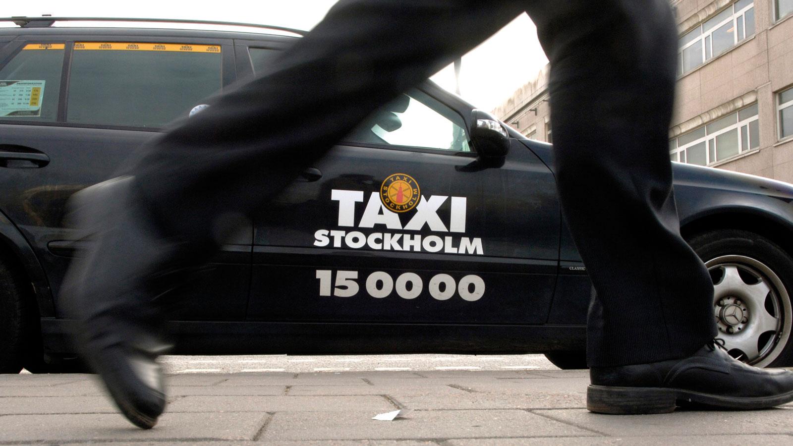 Fler svenskar valjer att aka kollektivt