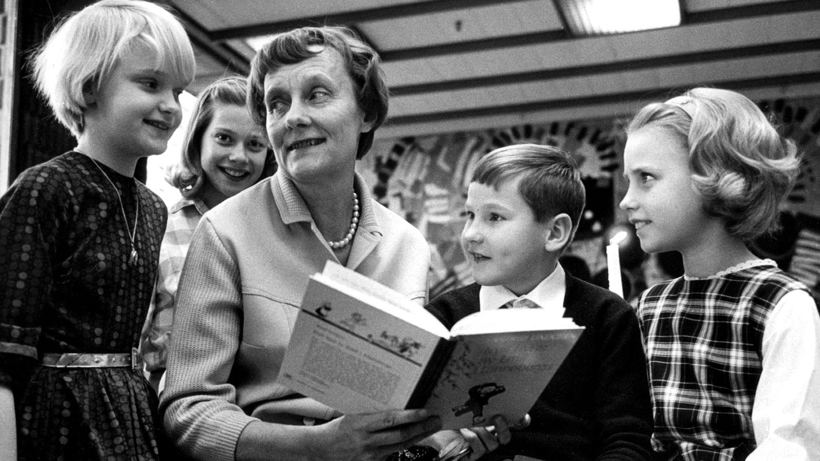 tacktal 50 år Stadsbiblioteket firar 50 år | ETC Göteborg tacktal 50 år