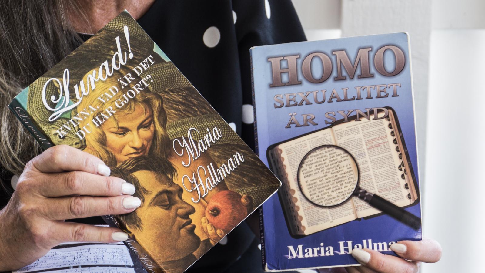 Maria hallman homosexualitet