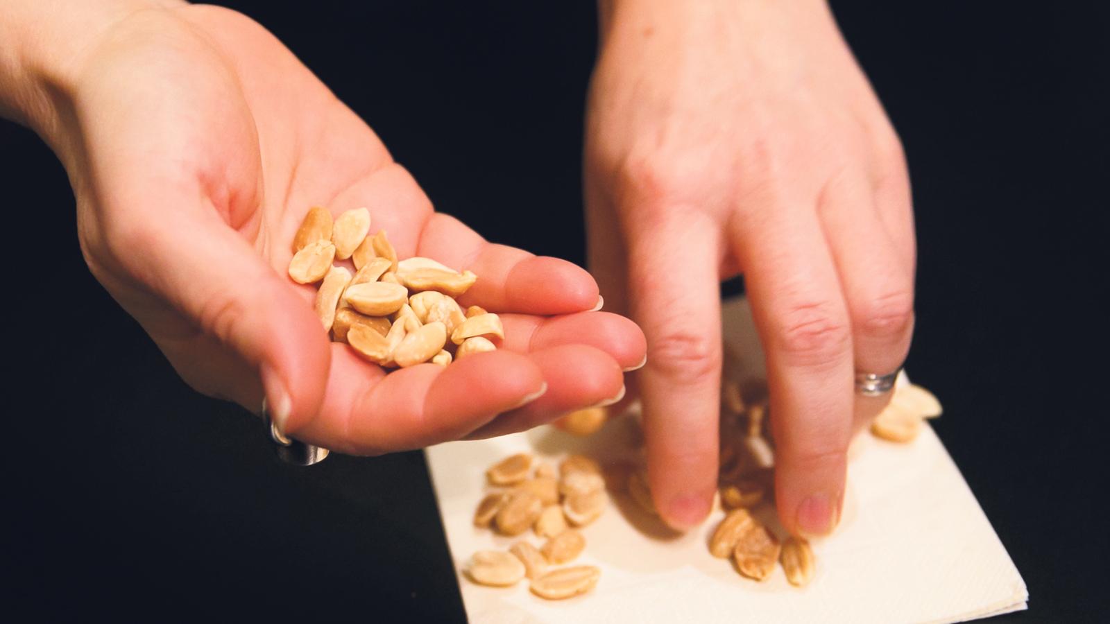 Ny studie bota notallergi med jordnotter