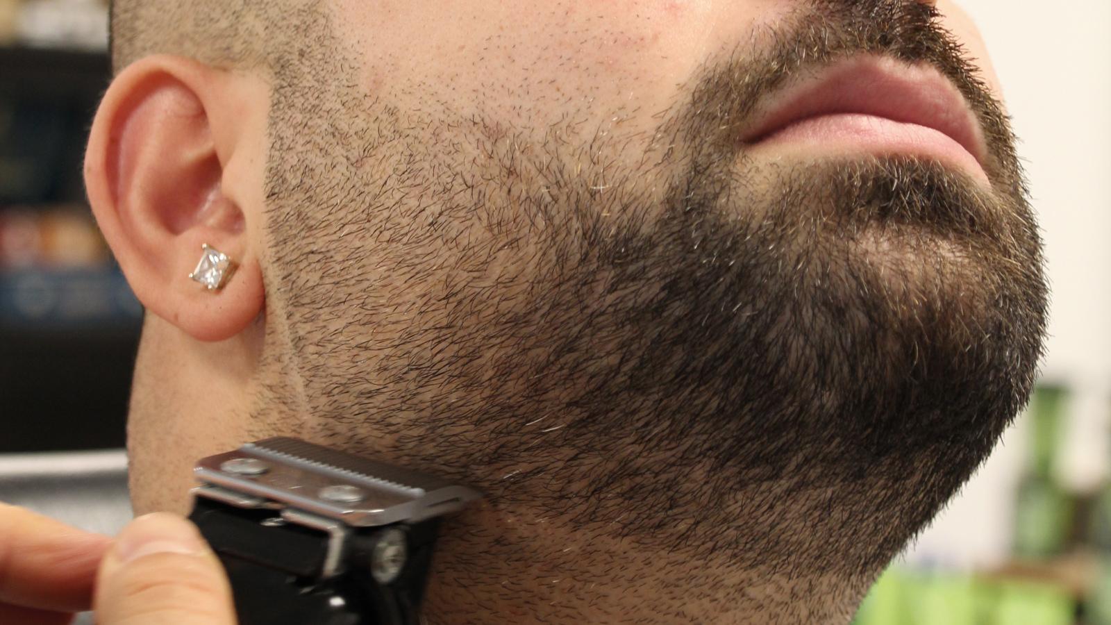 klippa skägg stockholm