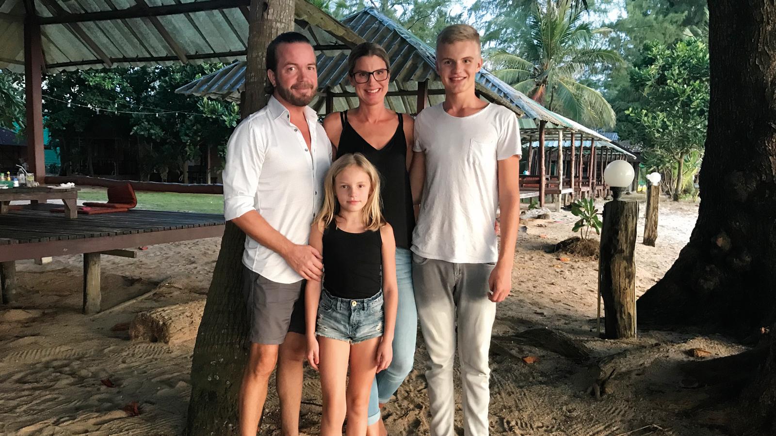 fjärde året i thailand för familjen från linde | etc bergslagen