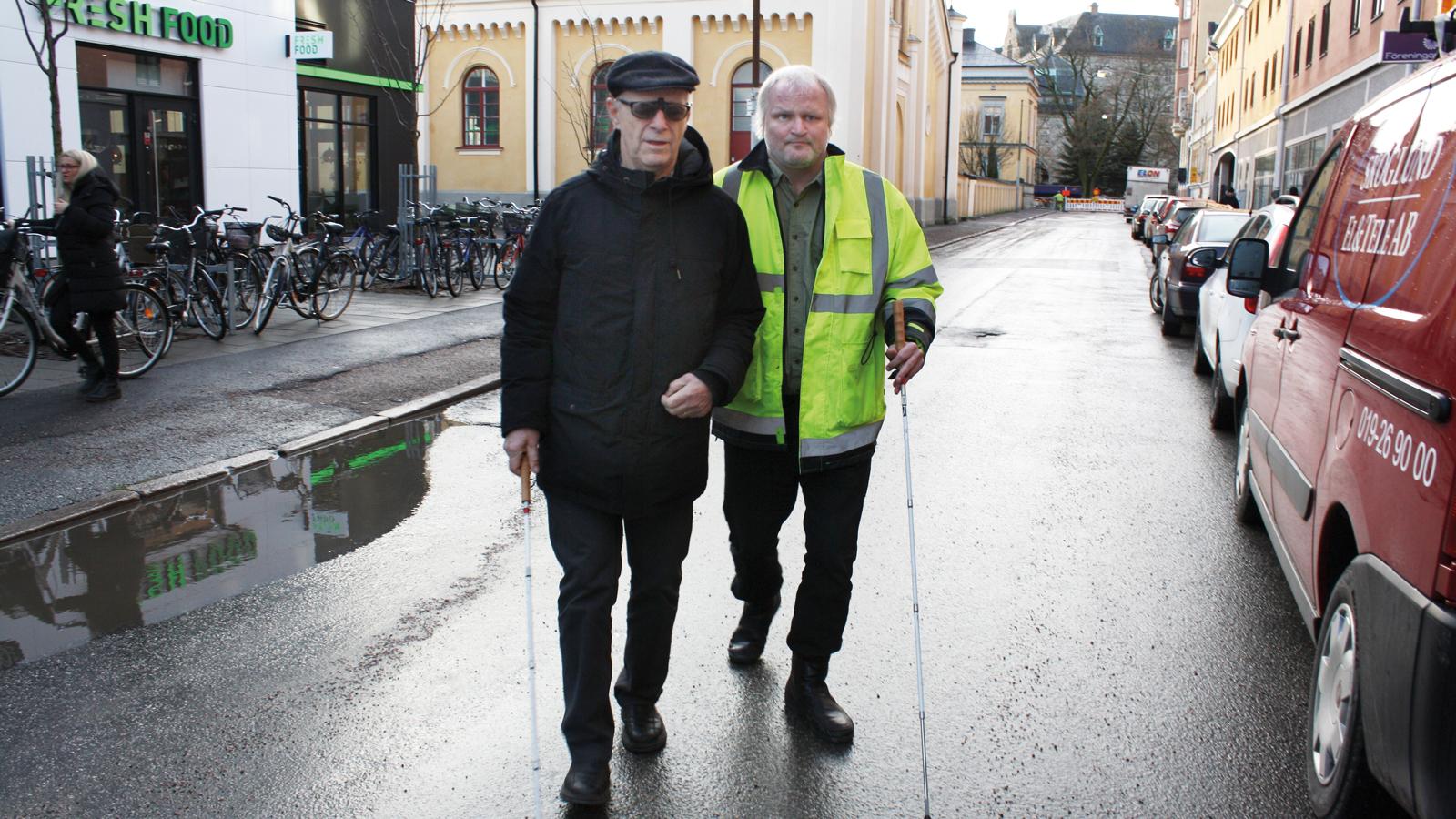 Handikappade vill ha posten kvar