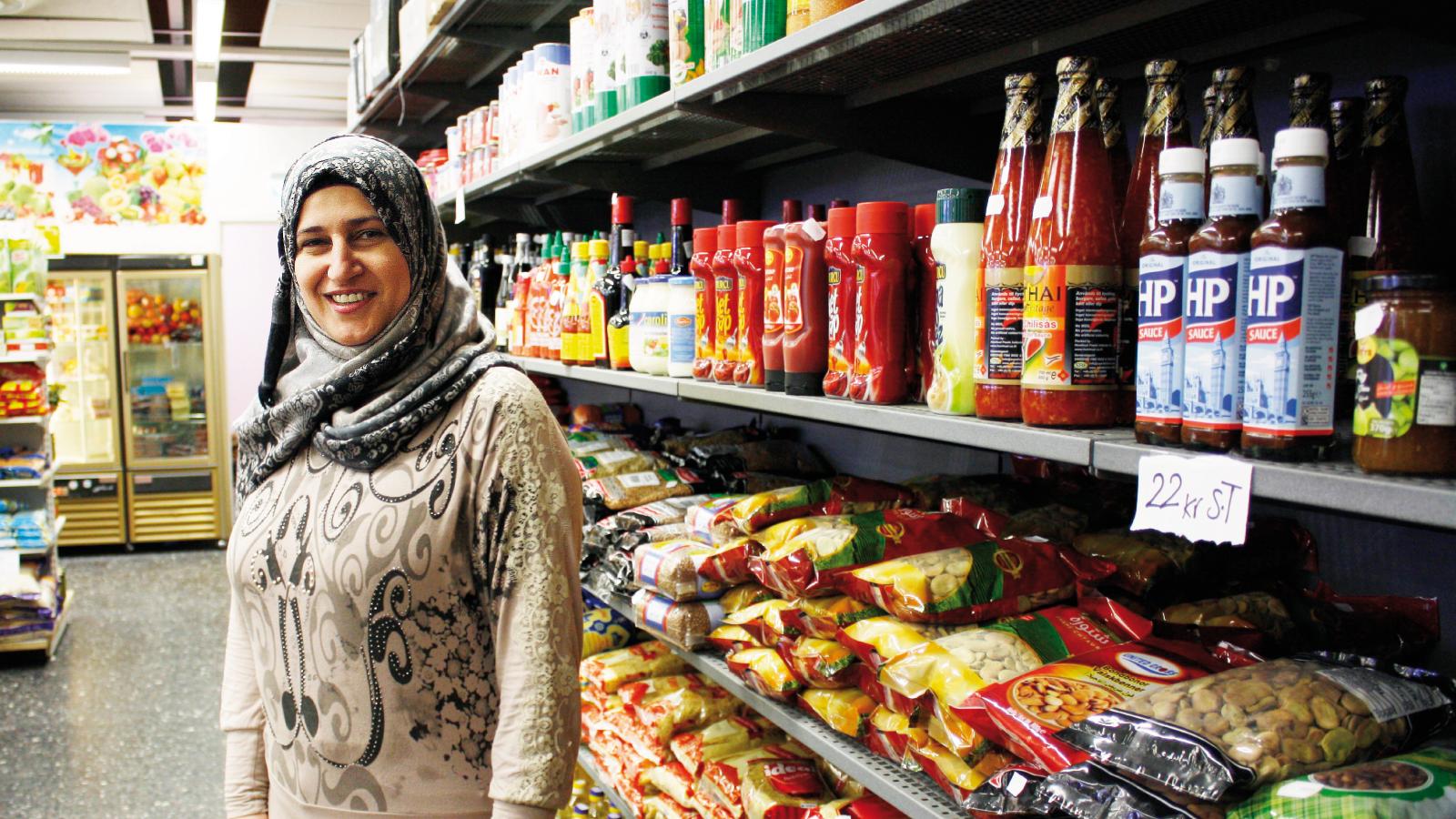 Sverige ger mer till de fattigaste
