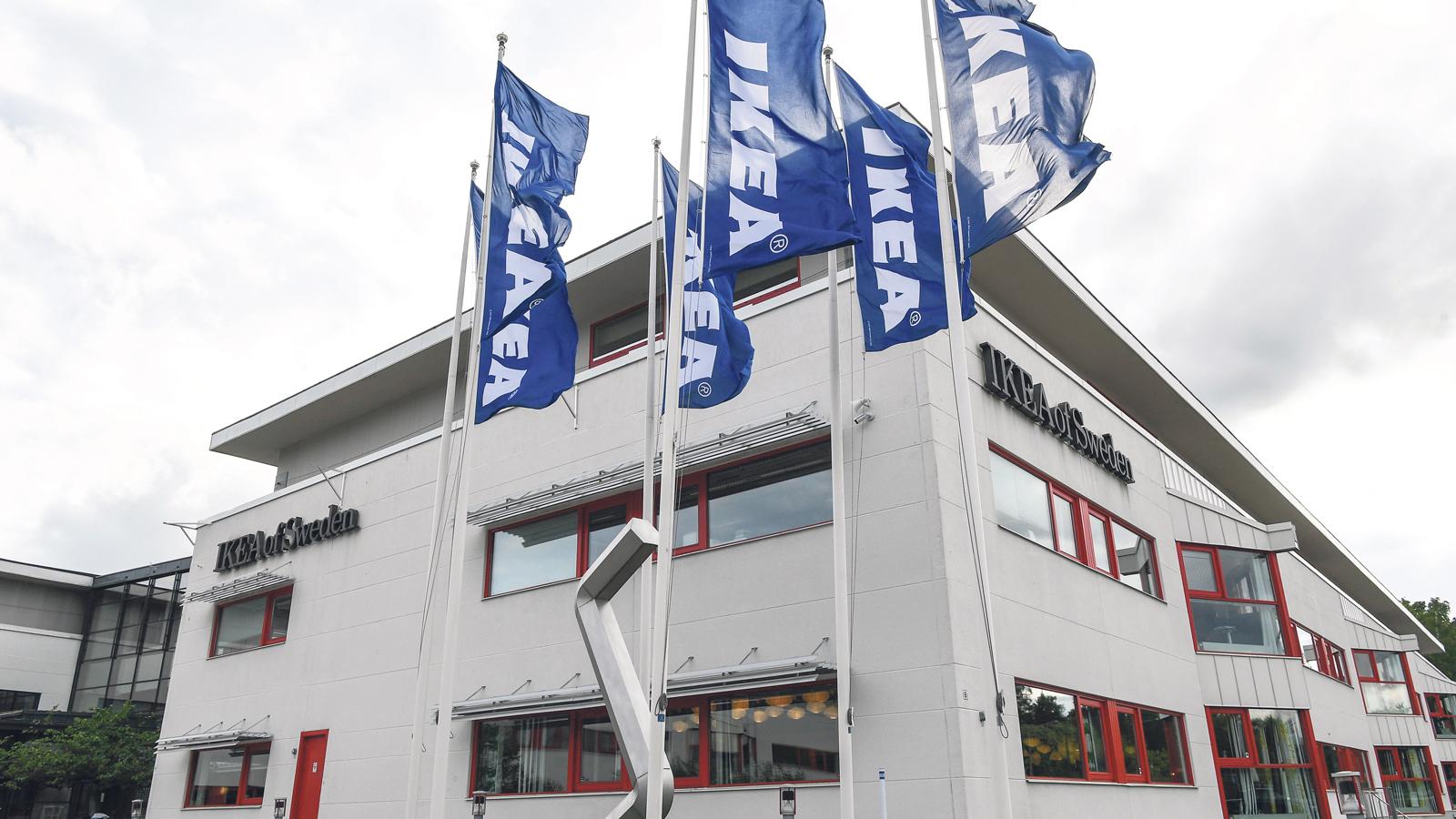 Ikeas dotterbolag i facklig strid