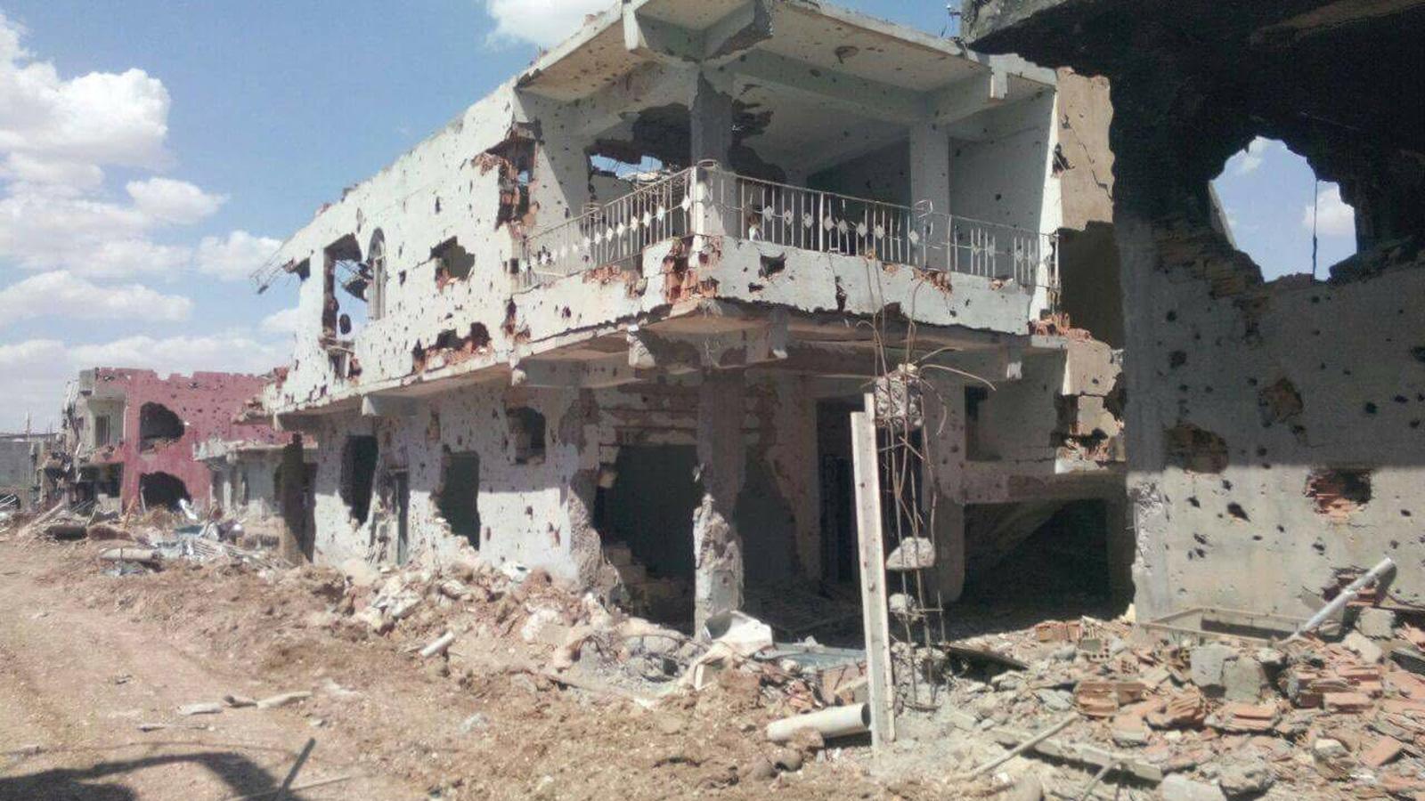 Dodliga strider i sydostra turkiet