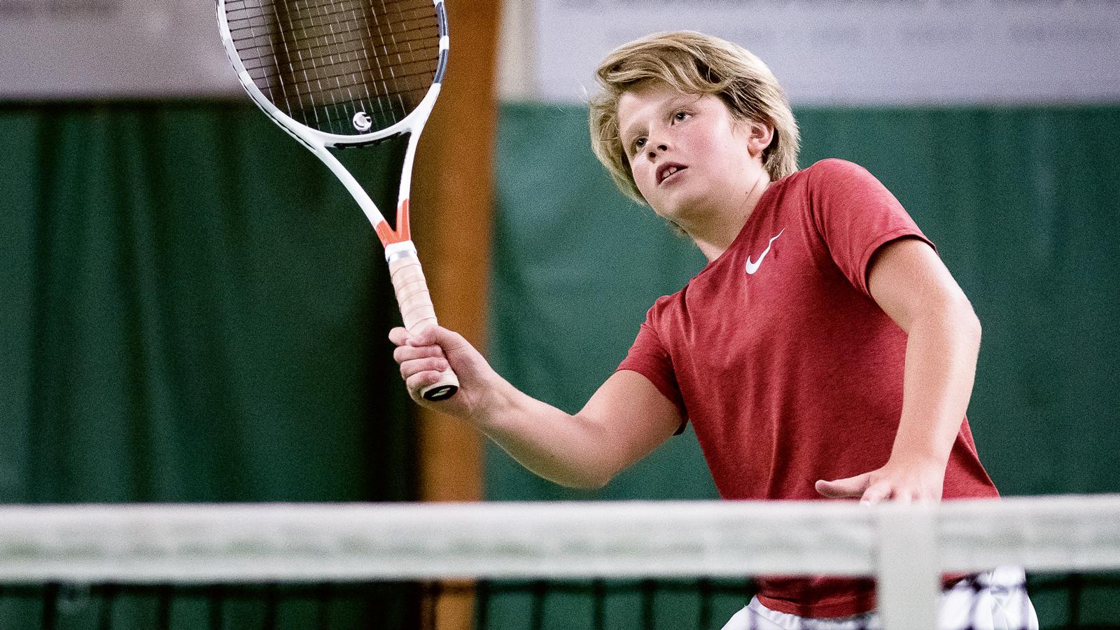 Tennis gusten bara battre