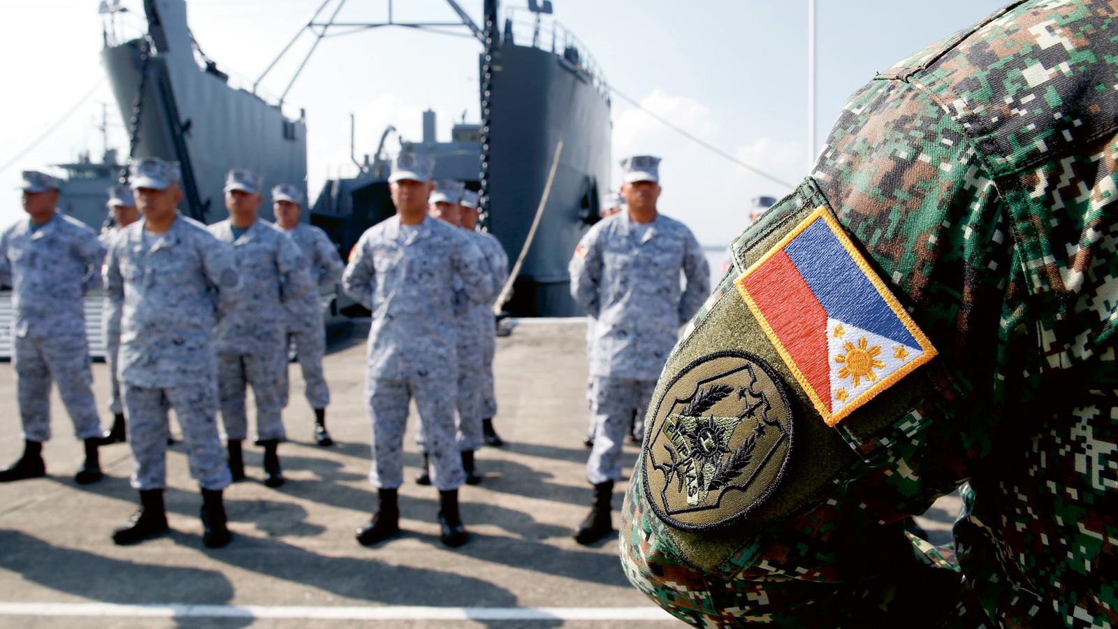 Filippinerna vill ta hem soldater