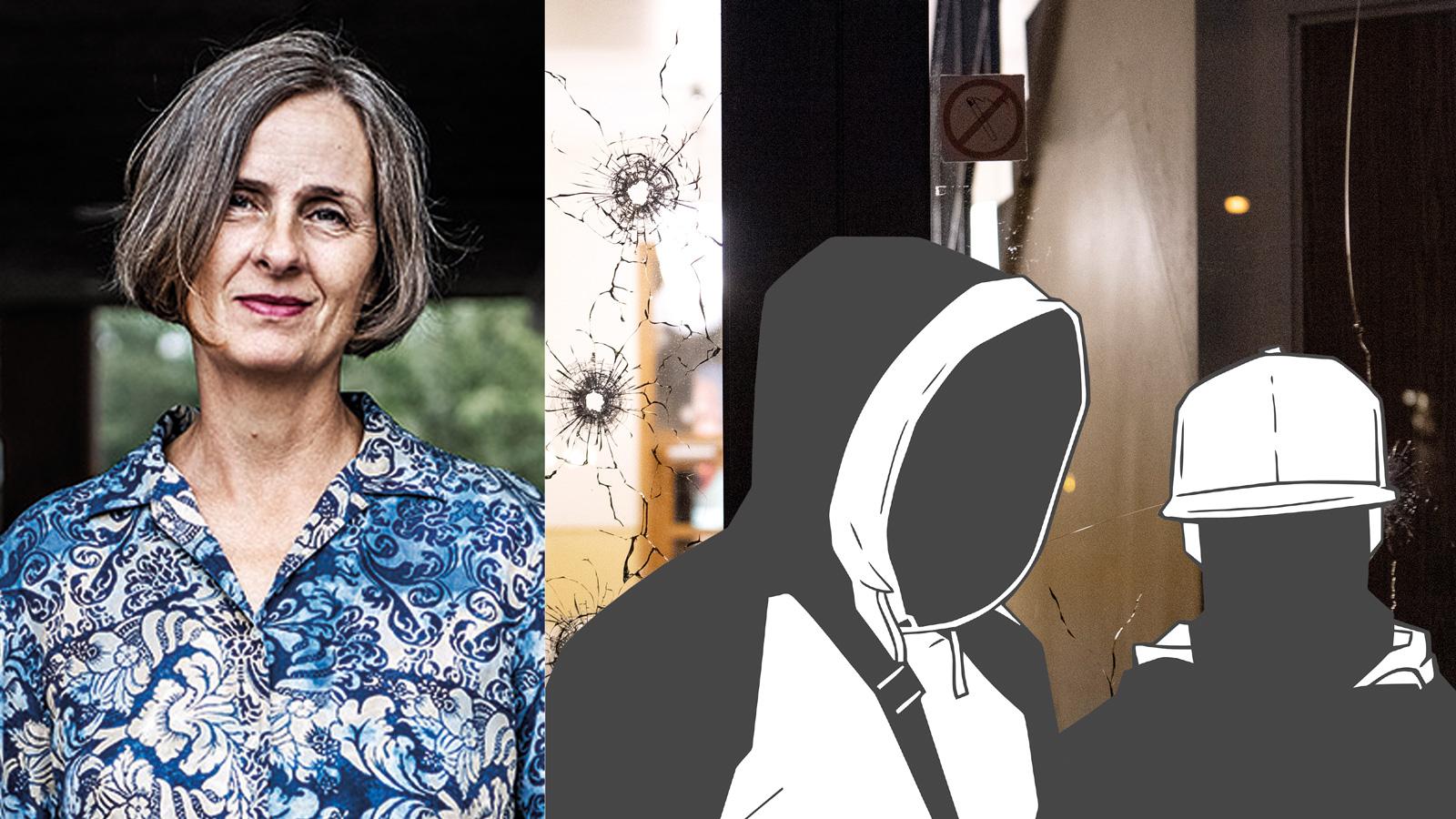 Susanna Alakoski: Utan social hållbarhet vinner gängen