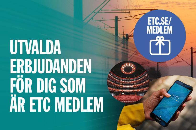ETC Medlem