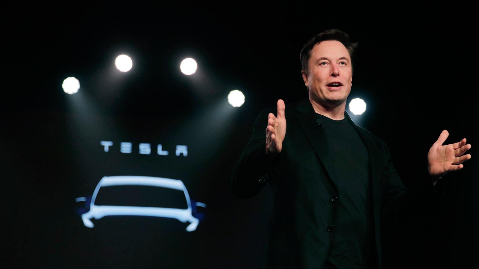 Tesla får fortsätta avverka