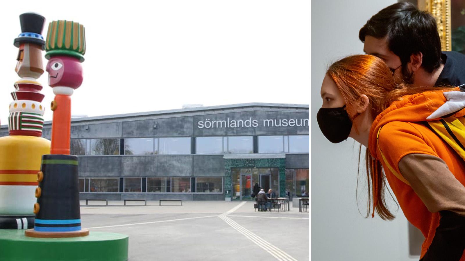 """Nu öppnar landets museer: """"Viktig upplevelse"""""""
