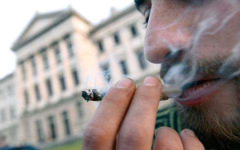 Runt om i världen legaliseras cannabis. I Sverige är Centerns ungdomsförbund relativt ensamma om att driva frågan, men ämnet har kommit upp på dagordningen efter lång tid av politisk konsensus.
