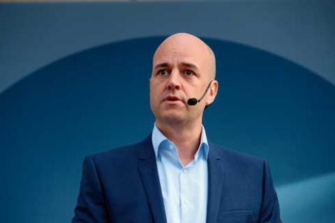 Fredrik Reinfeldt. Bild: Politikerveckan/Flickr