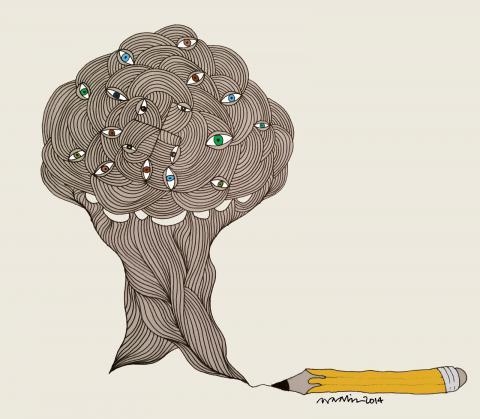 Illustration: Maalin Forsberg
