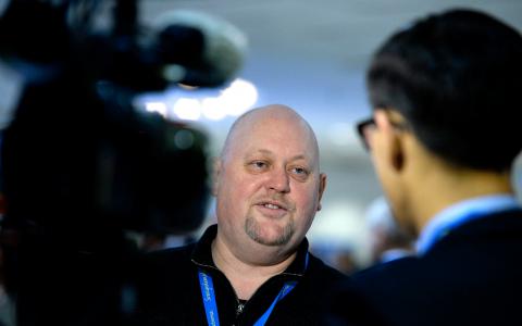 Allan Jönsson har vid åtskilliga tillfällen varit kritisk mot SD:s partiledning.  Bild: Janerik Henriksson/TT