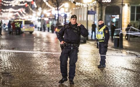 Sedan jul verkar gängen ha en tillfällig vapenvila. Inga fler sammandrabbningar på gatan har ägt rum.  Bild: Per Knutsson/Icon/TT
