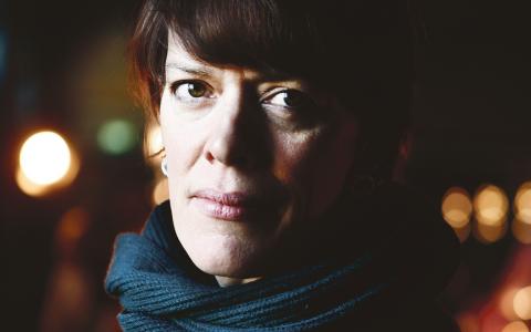 Clio Barnards spelfilmsdebut The selfish giant vann pris för bästa film under Stockholms filmfestival. I dagarna går den upp på den svenska biorepertoaren.  Bild: Carla Orrego Veliz