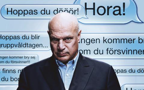 Många olika typer av människor kommer ställas mot väggen i Trolljägarna, berättar Robert Aschberg.  Bild: TV3/Carl Thorborg