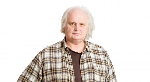 Göran Greider svarar Gudrun Schyman. Bild: ETC