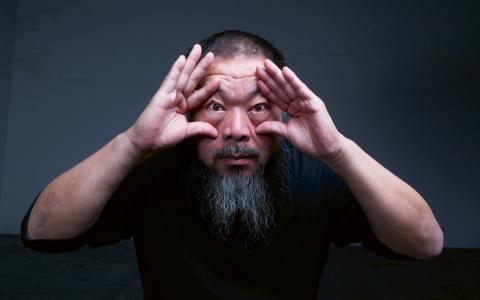 Ai Weiwei. Bild: Gao Yuan
