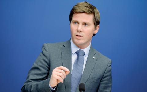 Erik Ullenhag (FP). Bild: Bertil Enevåg Ericson/TT