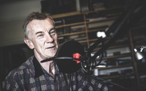 """""""Jag hoppas att interaktiva musiktjänster kan vända trenden från nyhetsjäktandet"""", säger Lennart Wretlind. Bild: Thea Holmqvist"""