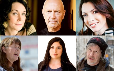 Maria Sveland, Pierre Schori, Alexandra Pascalidou, Åsa Romson, Nabila Abdul Fattah och Stefan Sundström är några av de många som har skrivit på Dagens ETC:s namninsamling.