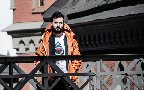 """""""Jag trodde att det skulle bli en notis på sin höjd"""", säger Soran Ismail om uppmärksamheten som hans beslut att ta en paus från Sveriges Radio fick.  Bild: Thea Holmqvist"""