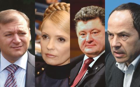 Dobkin, Tymosjenko, Porosjenko eller Tihipko är bara en sak för ukrainarna att fundera över. Den större frågan är om det ens är möjligt att rösta.