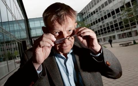 Hans Rosling. Bild: Jonas Ekströmer/TT
