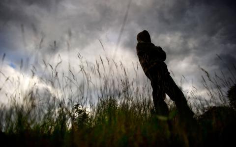Självmord är den vanligaste dödsorsaken bland män som är 15-55 år. BILD: Adam Ihse/TT