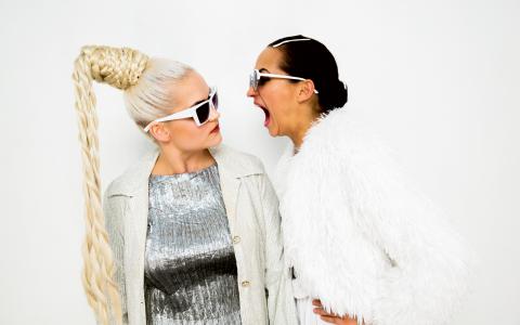 Efter succén med första säsongen är Bianca och Tiffany Kronlöf på hugget efter storys som kan bli en till säsong.