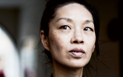 Författaren Mara Lee vann både PO Enquists pris och Svenska Dagbladets litteraturpris för Salome (2011). Nu är hon aktuell med romanen Future Perfect. Bild: Carlos Zaya