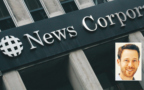 Mediemogulen Rupert Murdochs bolag News Corporation är ett av världens största medieföretag. Nu har Laurie Fitzjohn startat ett kampanj för att köpa tidningarna The Times och The Sunday Times.  Bild: TT