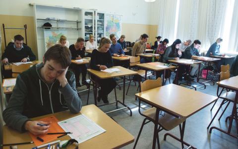 Sveriges lärarlöner har halkat efter rejält jämfört med andra länder.  Bild: Bertil Enevåg Ericson/TT